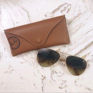 Ray-Ban Style 3025 Classic Aviator Sunglasses